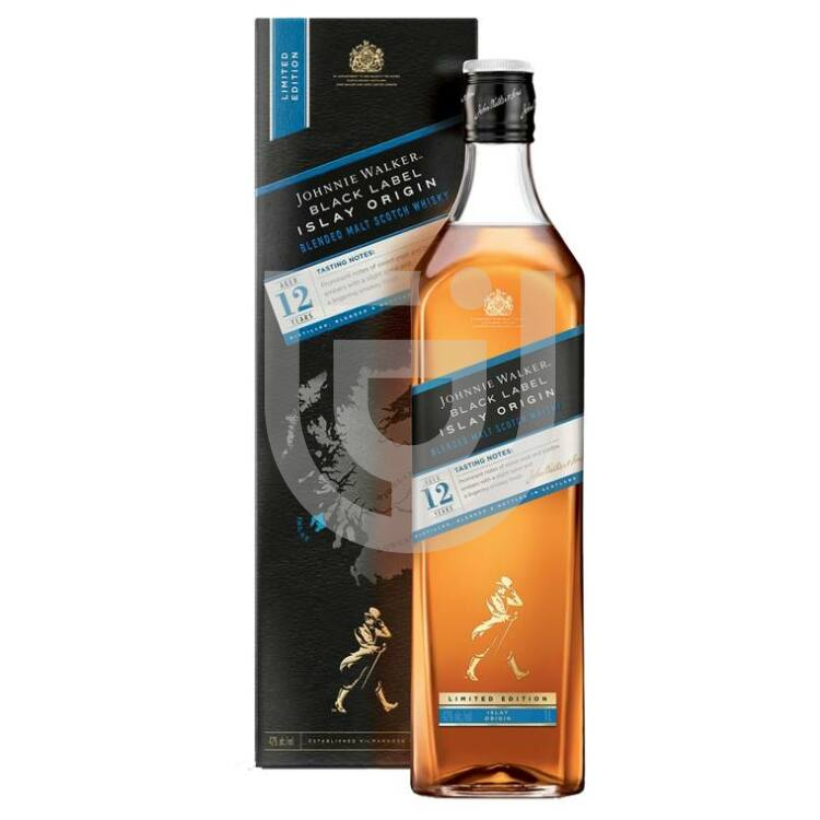 Johnnie Walker Black Islay Origin Whisky [1L 42%]