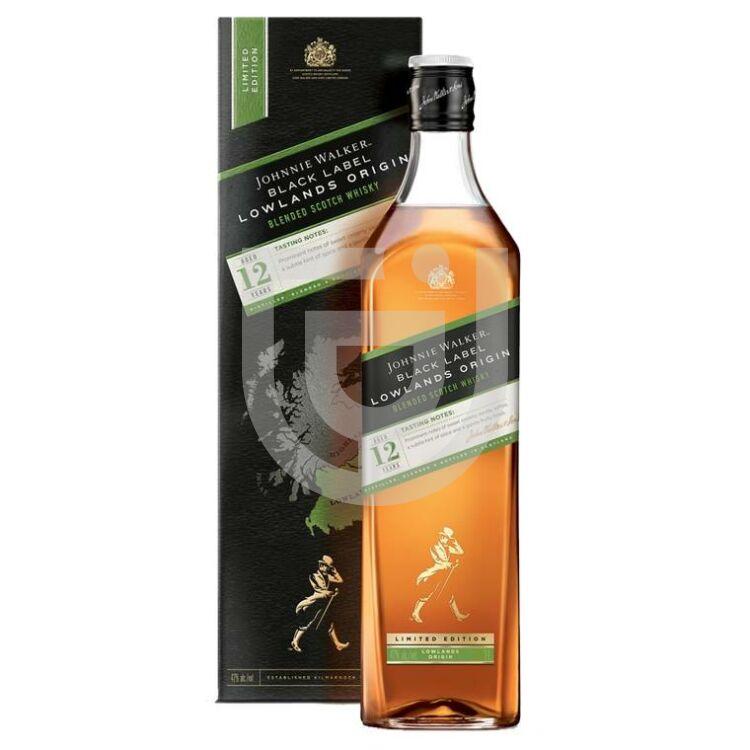 Johnnie Walker Black LowLands Origin Whisky [1L|42%]