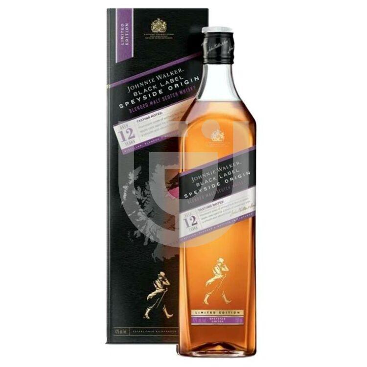 Johnnie Walker Black Speyside Origin Whisky [1L 42%]