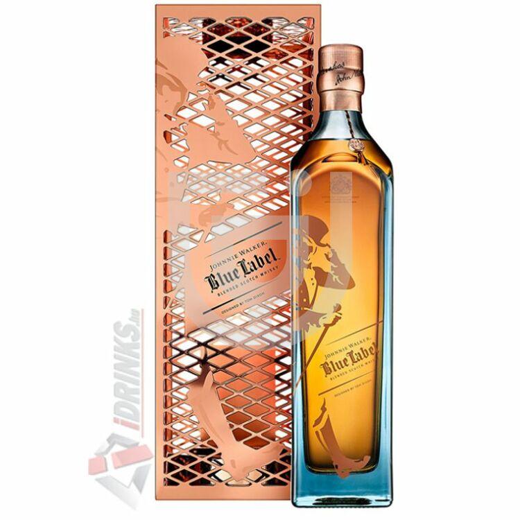 Johnnie Walker Blue Label Tom Dixon Edition Whisky [0,7L|40%]