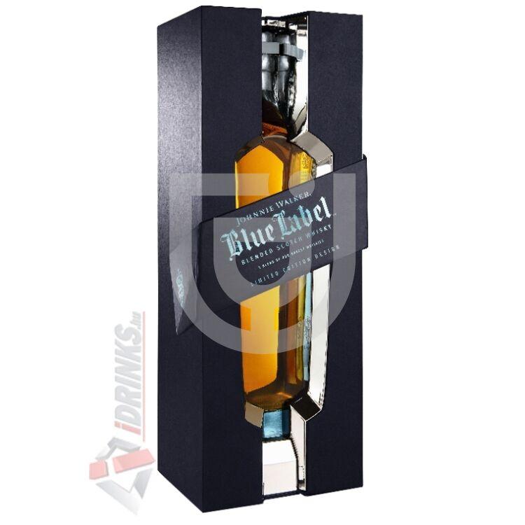 Johnnie Walker Blue Label Whisky (2015 Limited Edition) [0,7L 40%]