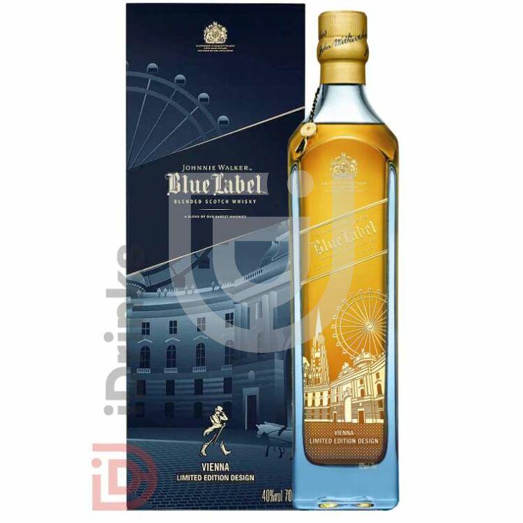 Johnnie Walker Blue Label Whisky (Vienna Edition) [0,7L|40%]