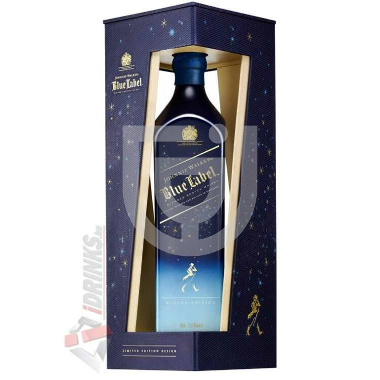 Johnnie Walker Blue Label Winter Edition Whisky [0,7L|40%]
