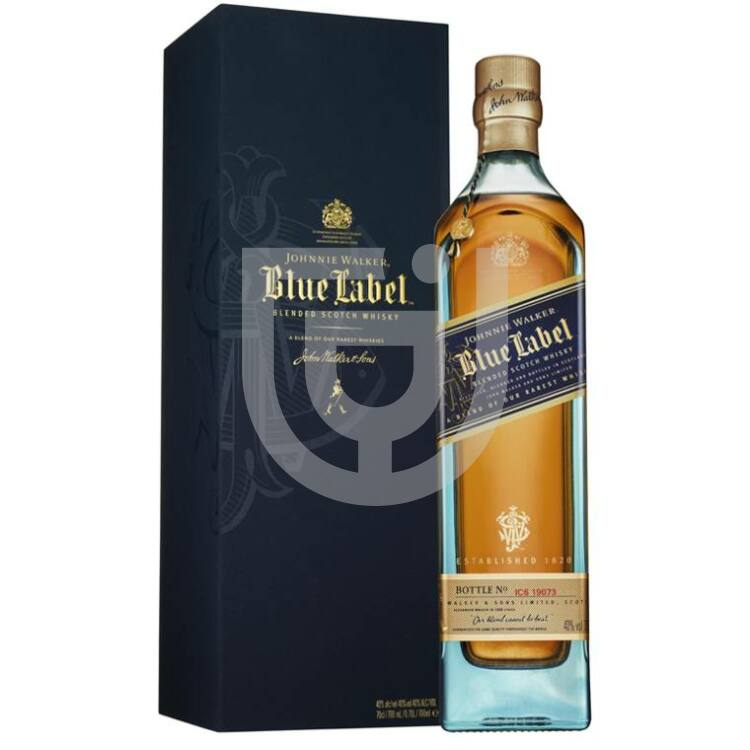 Johnnie Walker Blue Label Whisky [0,7L|40%]