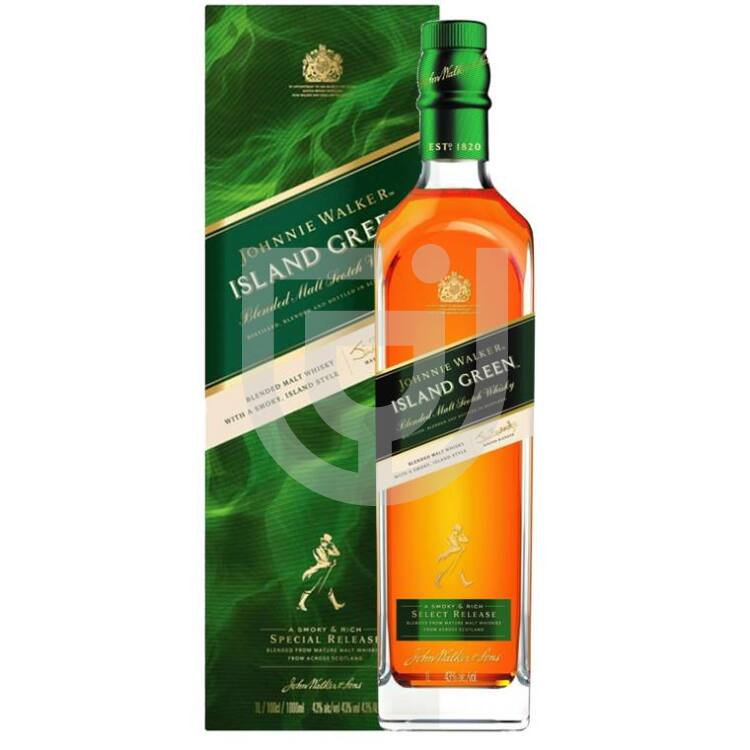 Johnnie Walker Island Green Blended Malt Whisky [1L|43%]