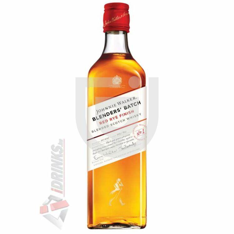 Johnnie Walker Red Rye Finish Whisky [0,7L|40%]
