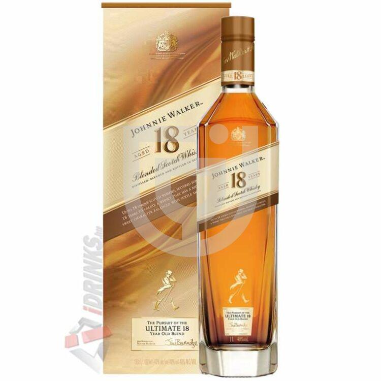 Johnnie Walker Ultimate 18 Years Whisky [0,7L|40%]