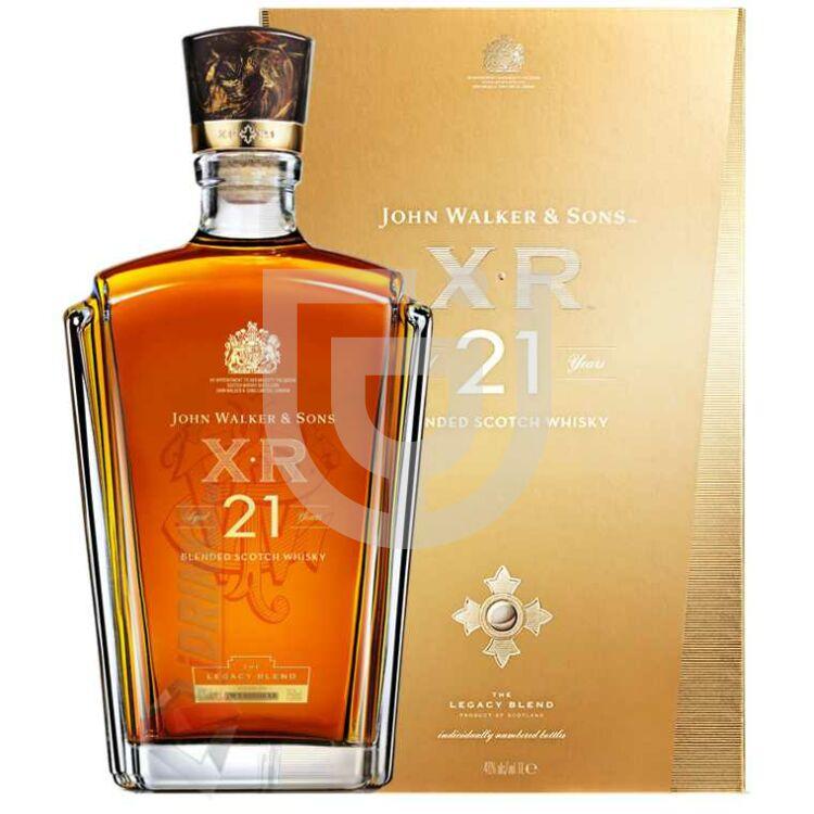 Johnnie Walker XR 21 Years Whisky [0,7L 40%]