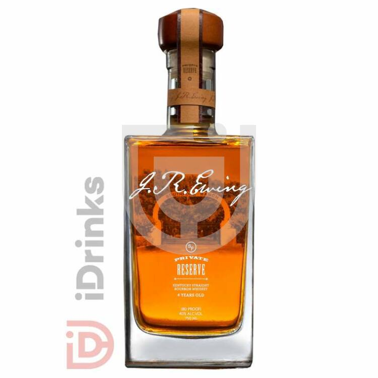 J.R. Ewing 4 Years Private Reserve Whiskey [0,75L|40%]