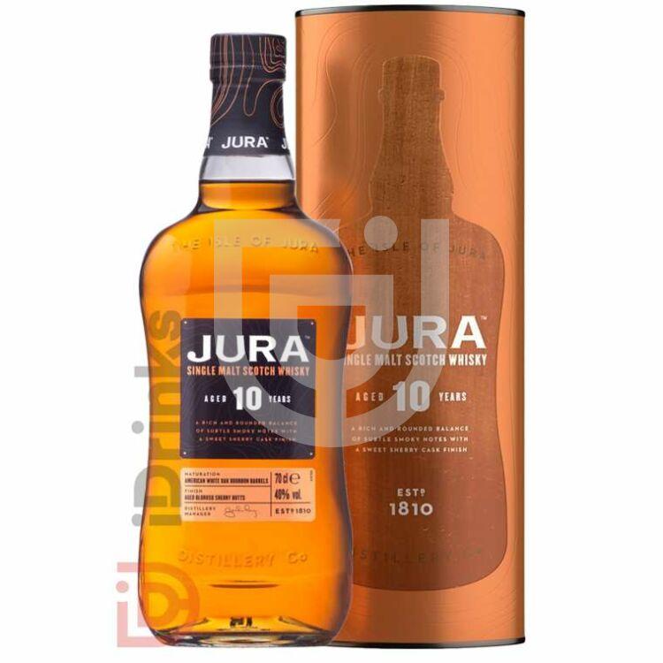 Jura 10 Years Whisky [0,7L|40%]