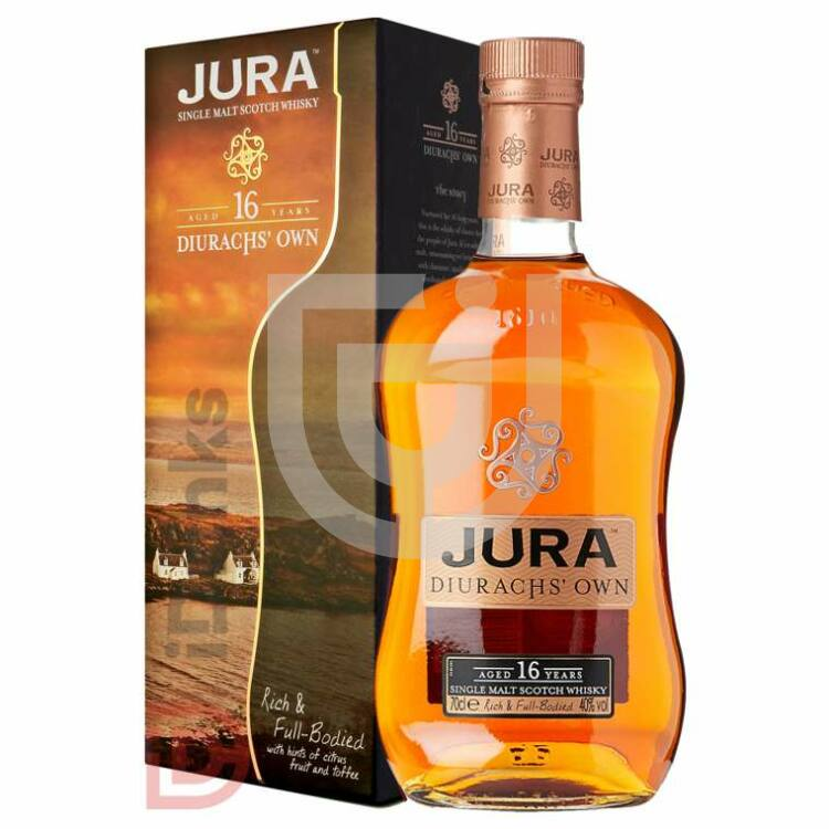 Jura 16 Years Whisky [0,7L 40%]