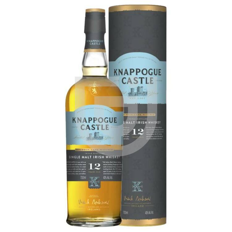 Knappogue Castle 12 Years Whiskey [0,7L|43%]