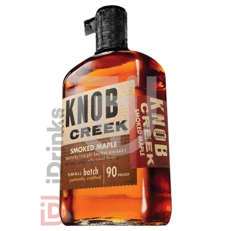 Knob Creek Smoked Maple Whiskey [0,75L|45%]