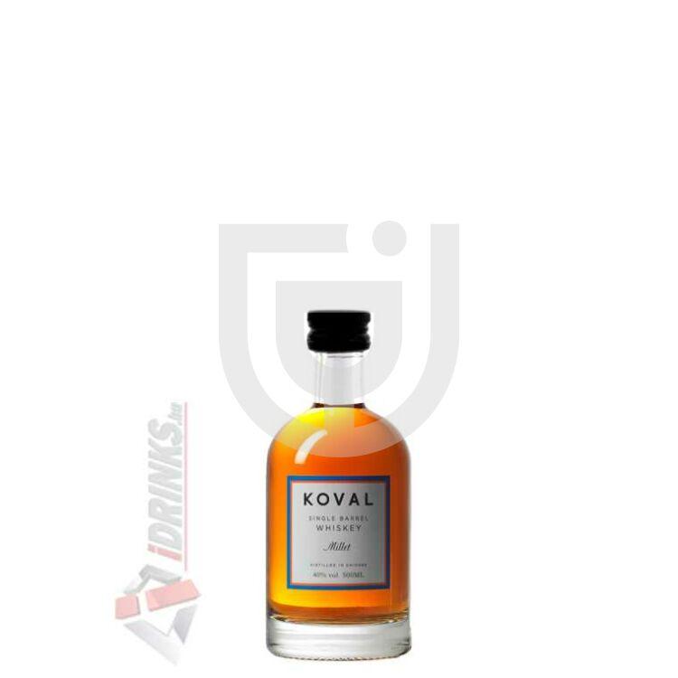 Koval Millet Whiskey Mini [0,05L|40%]