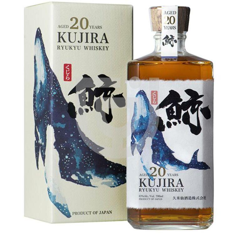 Kujira Ryukyu 20 Years Whisky [0,7L|43%]