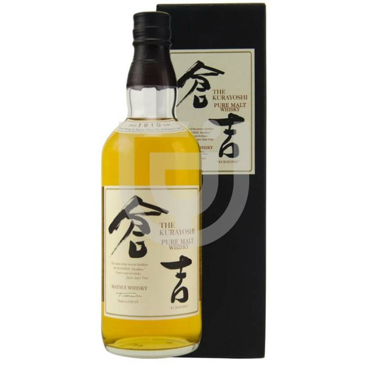 Kurayoshi Pure Malt Whisky [0,7L|43%]