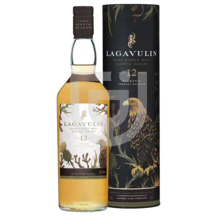 Lagavulin 12 Years Natural Cask Strength Whisky (Limited edition) [0,7L 56,5%]