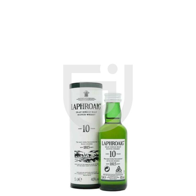 Laphroaig 10 Years Whisky Mini [0,05L|40%]