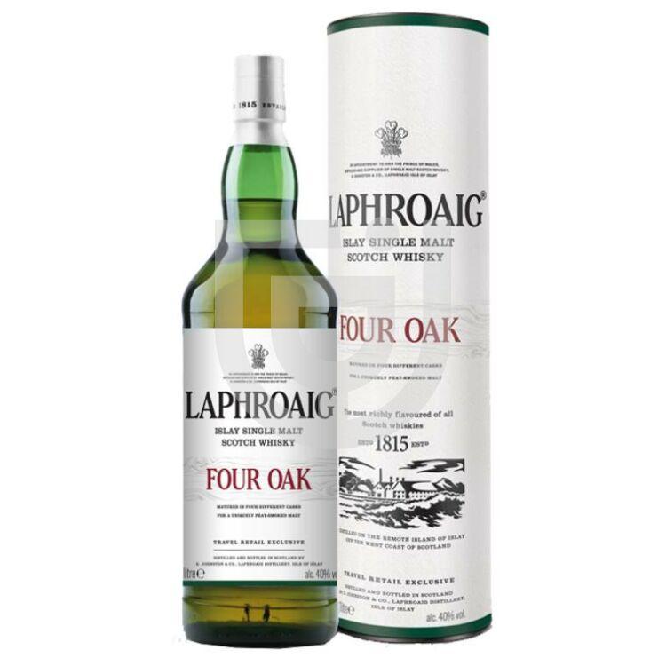 Laphroaig Four Oak Whisky [1L 40%]