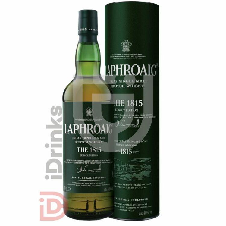 Laphroaig The 1815 Legacy Edition Whisky [0,7L|48%]
