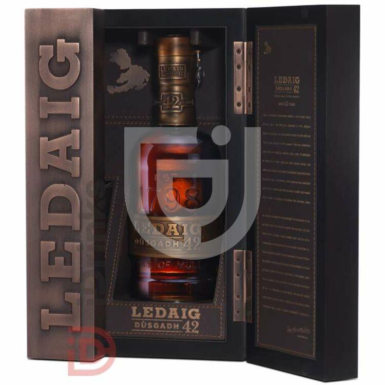 Ledaig 42 Years Dusgadh 1972 Whisky [0,7L|46,7%]