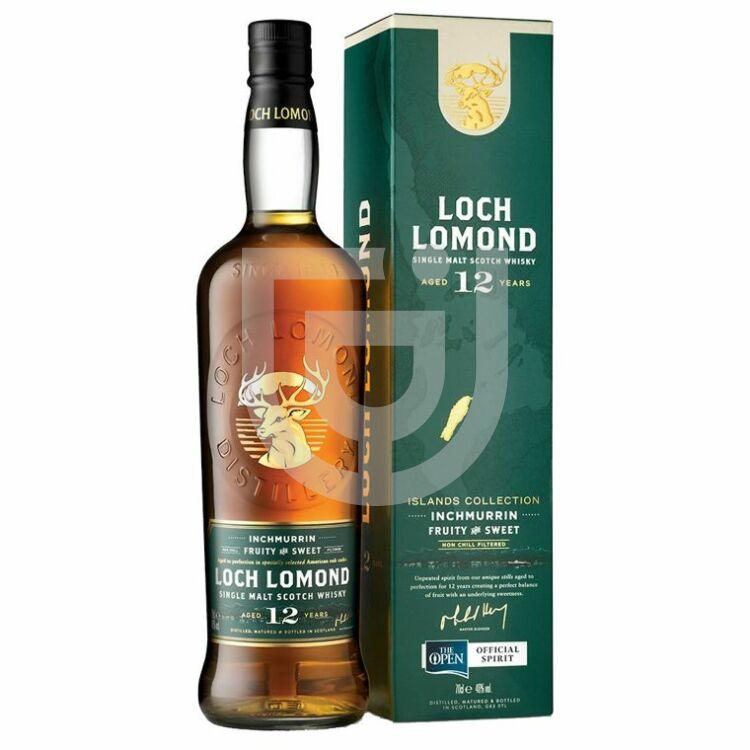 Loch Lomond Inchmurrin 12 Years Whisky [0,7L|46%]