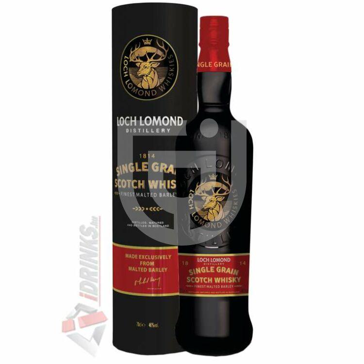 Loch Lomond Single Grain Whisky [0,7L|46%]