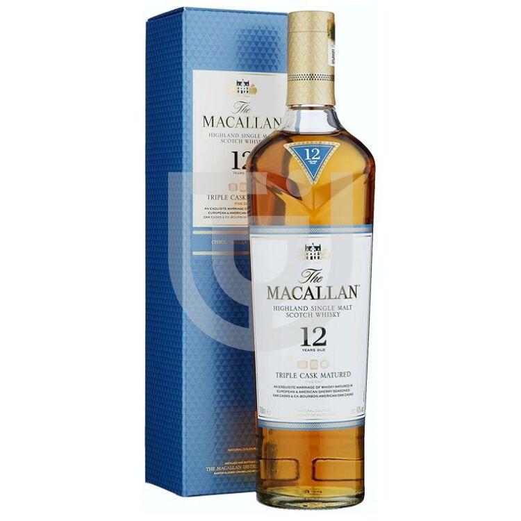 Macallan 12 Years Triple Cask Whisky [0,7L 40%]