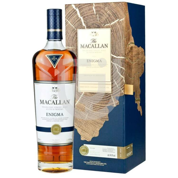 Macallan Enigma Whisky [0,7L 44,9%]