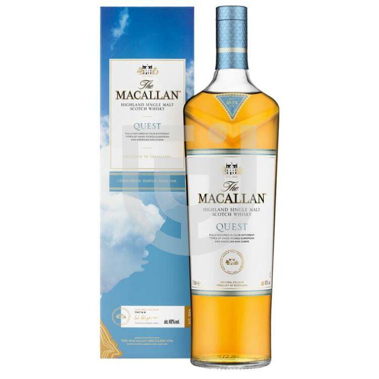 Macallan Quest Whisky [0,7L|40%]
