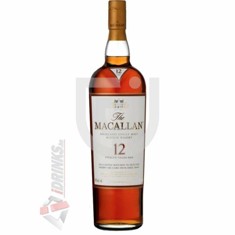 Macallan Sherry Oak 12 Years Whisky [1,75L|40%]