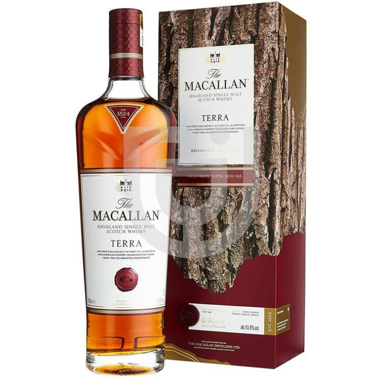Macallan Terra Whisky [0,7L|43,8%]