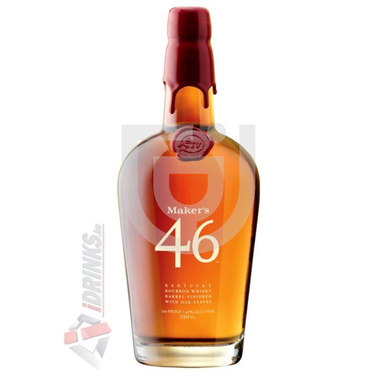 Makers Mark 46 Kentucky Bourbon Whiskey [0,7L 47%]