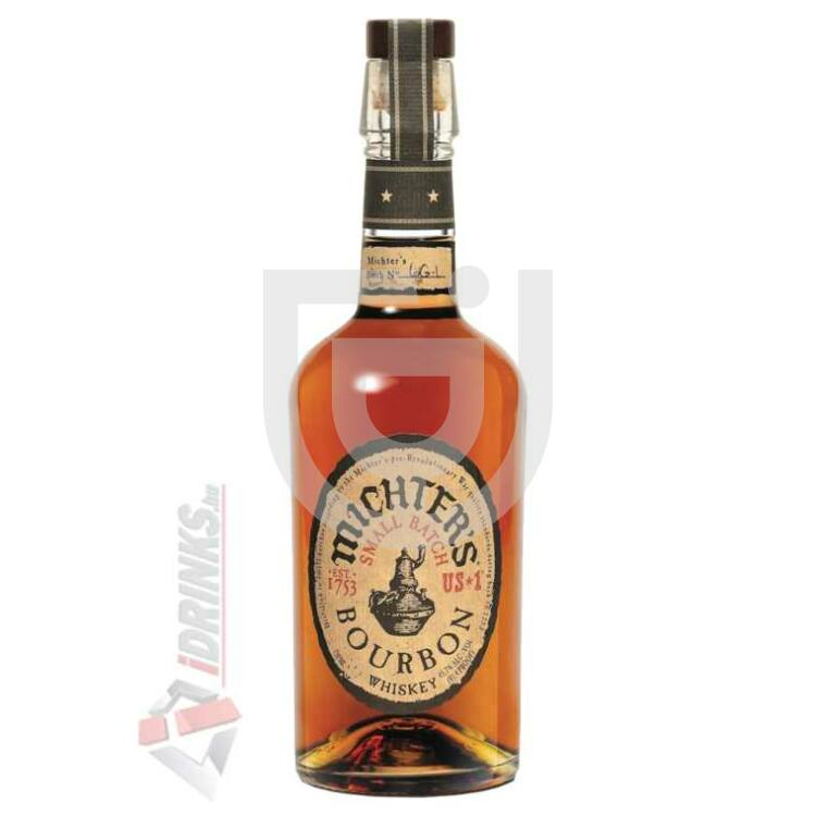 Michters Bourbon Whiskey [0,7L 45,7%]