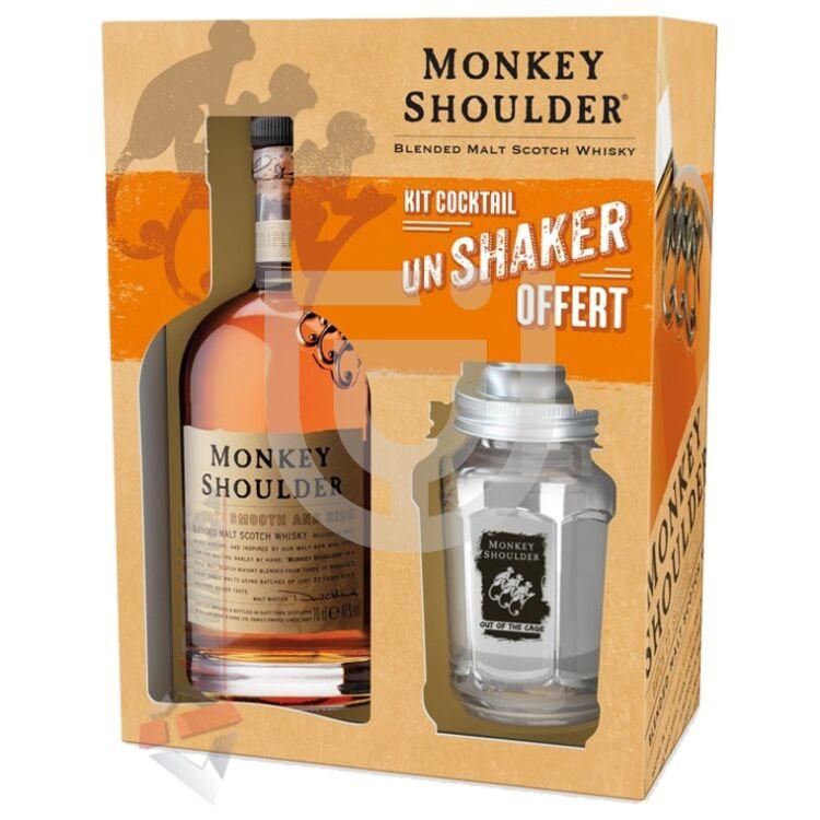 Monkey Shoulder Whisky (Shaker Pack) [0,7L|40%]