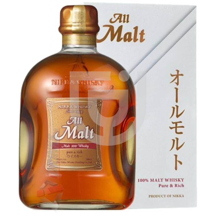 Nikka All Malt Whisky (DD) [0,7L 40%]