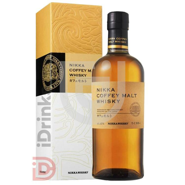 Nikka Coffey Malt Whisky [0,7L|45%]