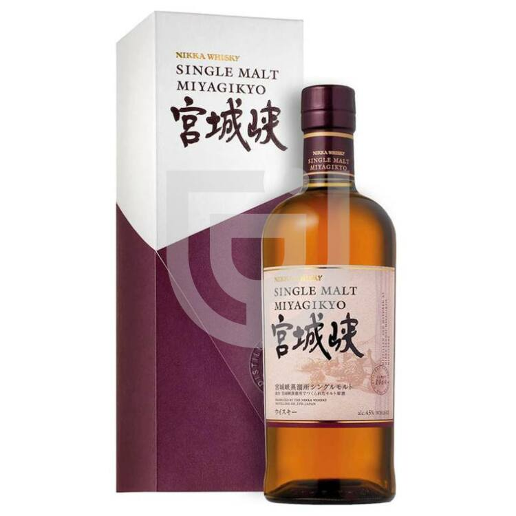 Nikka Miyagikyo Single Malt Whisky [0,7L|45%]