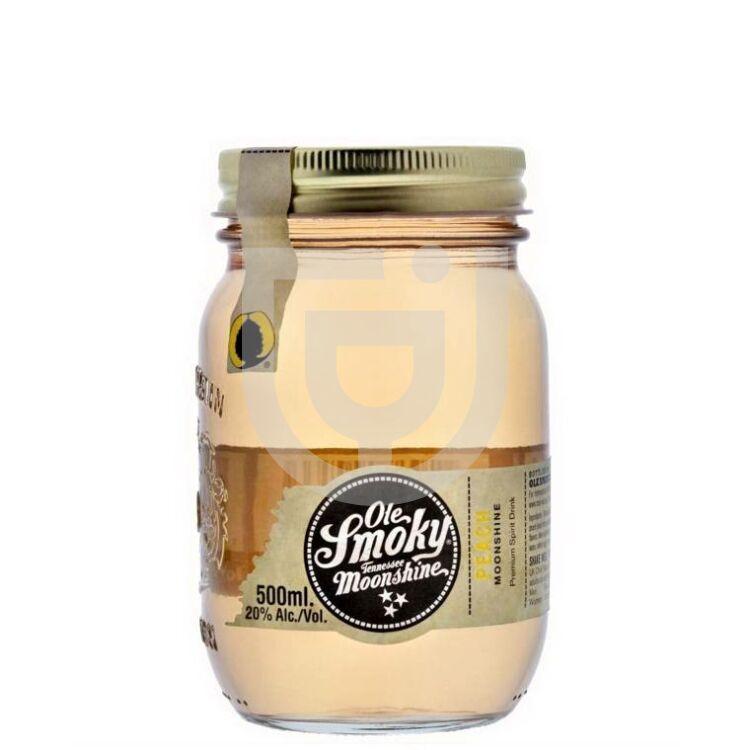 Ole Smoky Peach Moonshine [0,5L 20%]