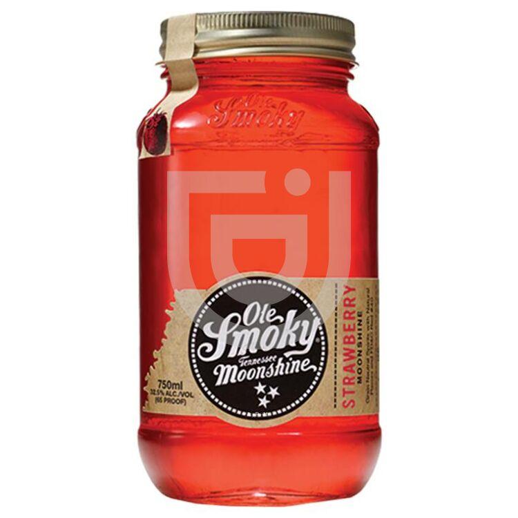 Ole Smoky Strawberry Moonshine [0,75L|32,5%]