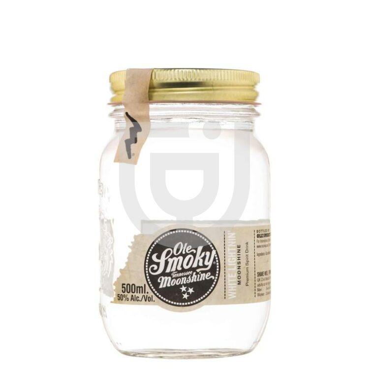 Ole Smoky White Lightnin Moonshine [0,5L 50%]
