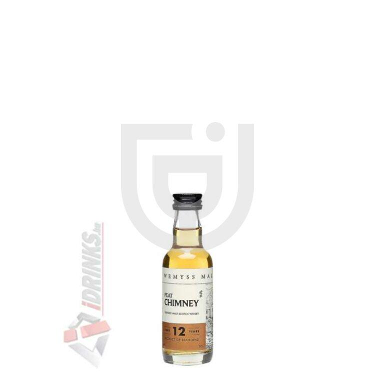 Peat Chimney 12 Years Whisky Mini [0,05L|40%]
