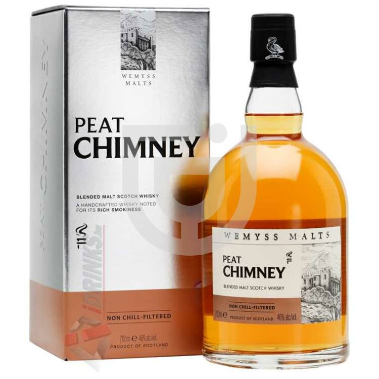 Peat Chimney Whisky [0,7L|46%]