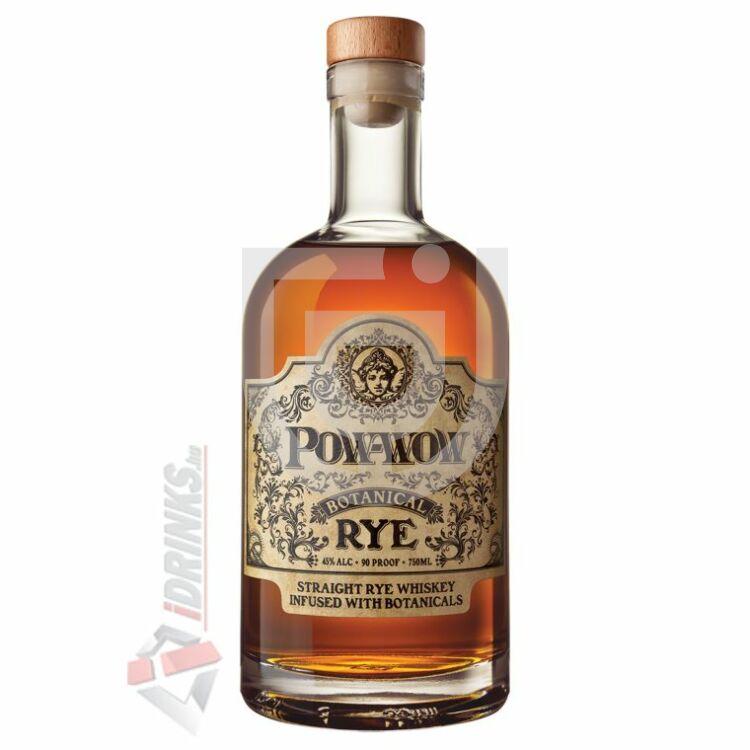 Pow-wow Botanical Rye Whiskey [0,7L 45%]