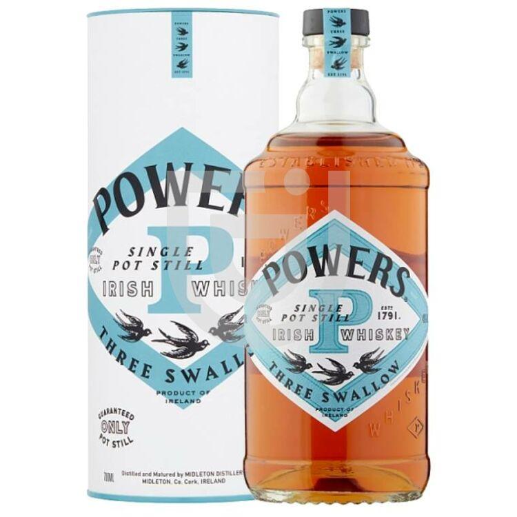 Powers Three Swallow Single Pot Still [0,7L|40%]