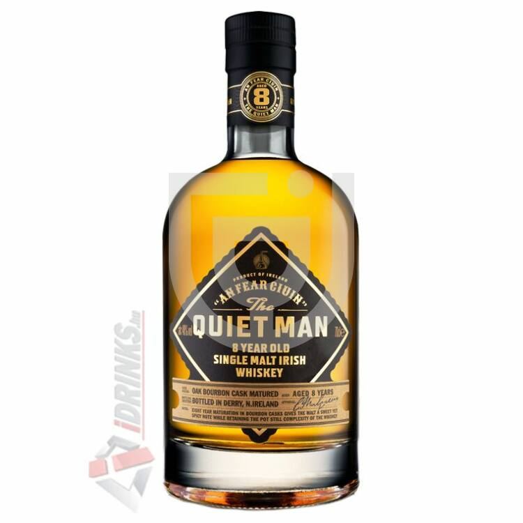 Quiet Man 8 Years Whiskey [0,7L|40%]