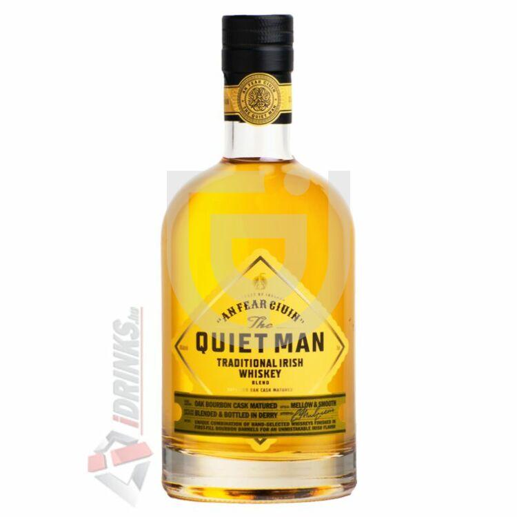 Quiet Man Superior Blend Whiskey [0,7L 40%]