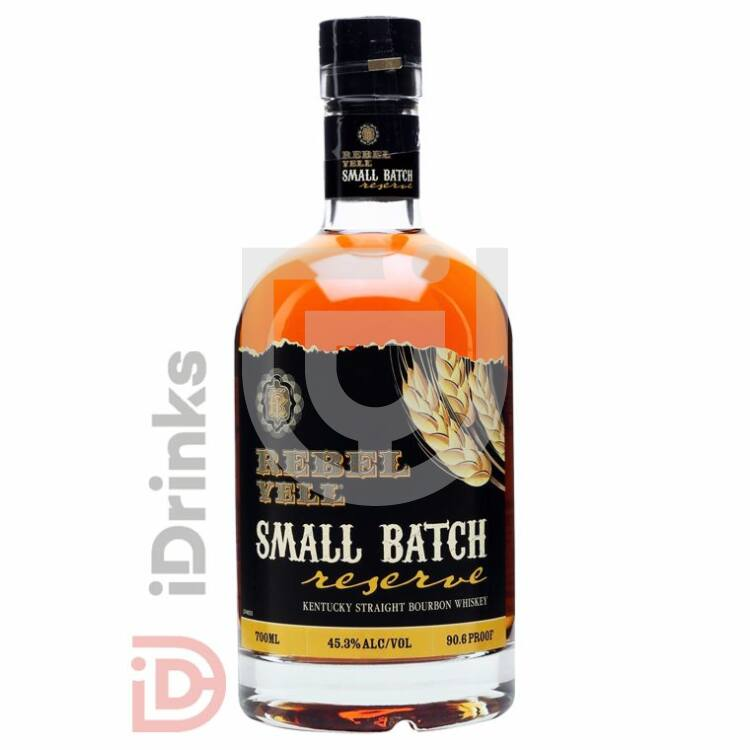 Rebel Yell Small Batch Reserve Whiskey [0,7L|45,3%]