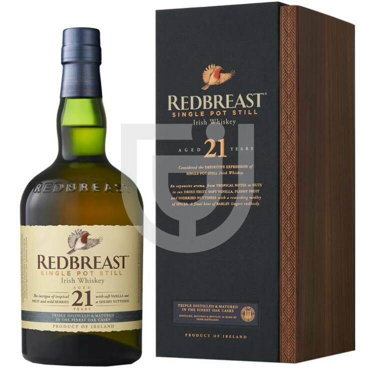 Redbreast 21 Years Whiskey [0,7L 46%]