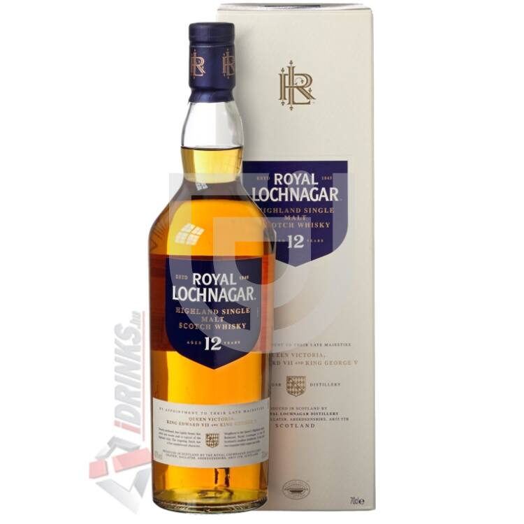 Royal Lochnagar 12 Years Whisky [0,7L|40%]